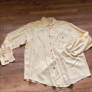 Orvis Hemp/Tencel Shirt